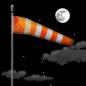 Wednesday Night: Mostly clear, with a low around 69. Breezy, with a southeast wind 10 to 15 mph, with gusts as high as 20 mph.