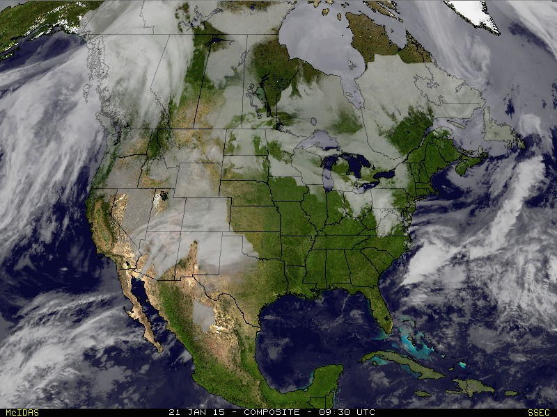Phoenix Weather Forecasts And Current Conditions WISC Composite - Satellite map us